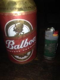 Sipping on a Balboa in Panama