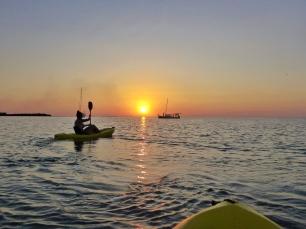 Kayak Caye Caulker