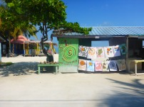 Caye Caulker art